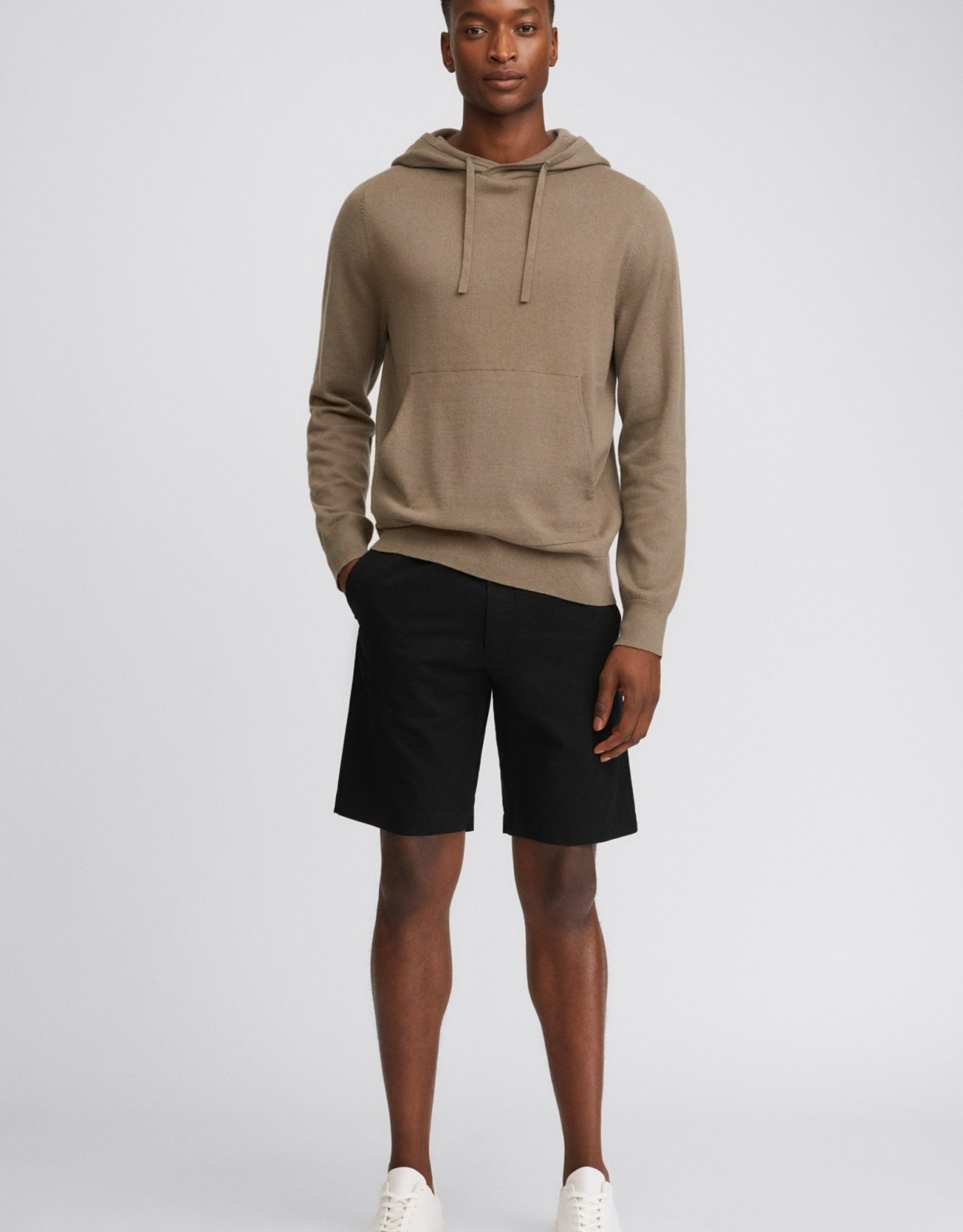 Filippa K M. Terry Cotton Shorts Black