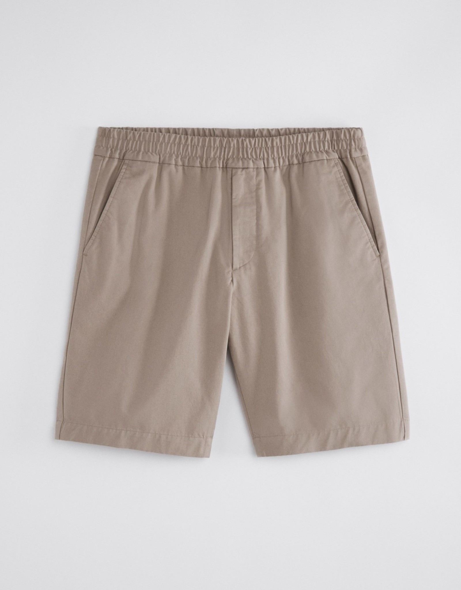 Filippa K M. Terry Cotton Shorts Desert Taupe