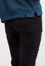 Denham SHOWA CREW KNIT CMJ LEGION BLUE