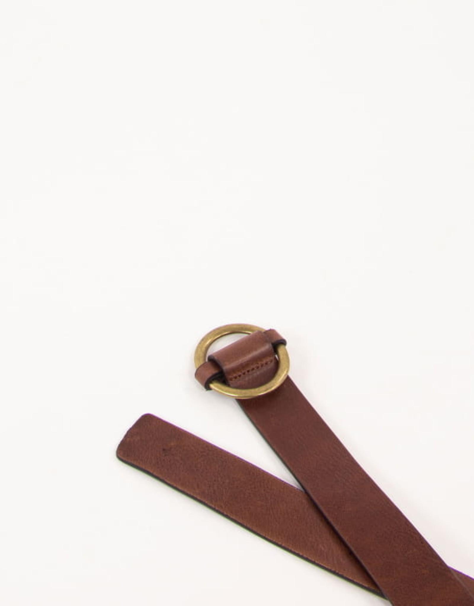 Sessun TISAO T Chesnut Leather
