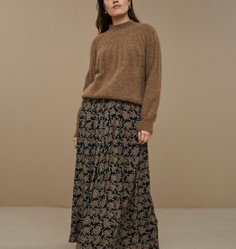 By-bar zoe pullover camel