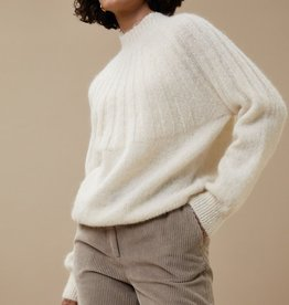 By-bar zoe pullover off white