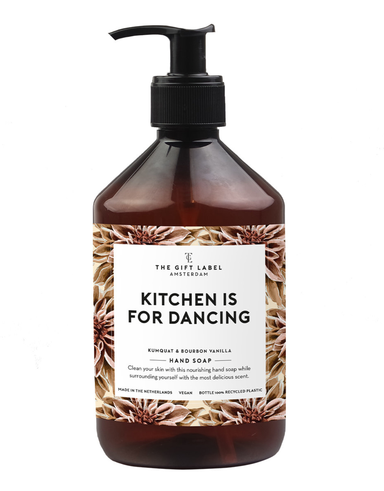 The Gift Label Hand Soap Kitchen is for Dancing