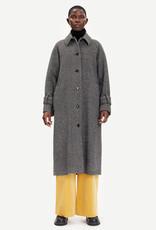 Samsoe Samsoe Alma b coat 13183 BLACK CH.