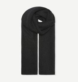 Samsoe Samsoe Amaris scarf 12758 BLACK