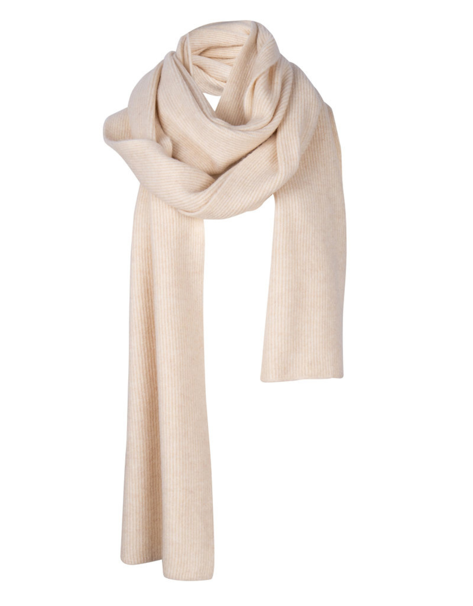 Ruby Tuesday Vevias knitted scarf taffy