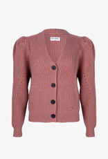 Ruby Tuesday Vide knitted vest burlwood