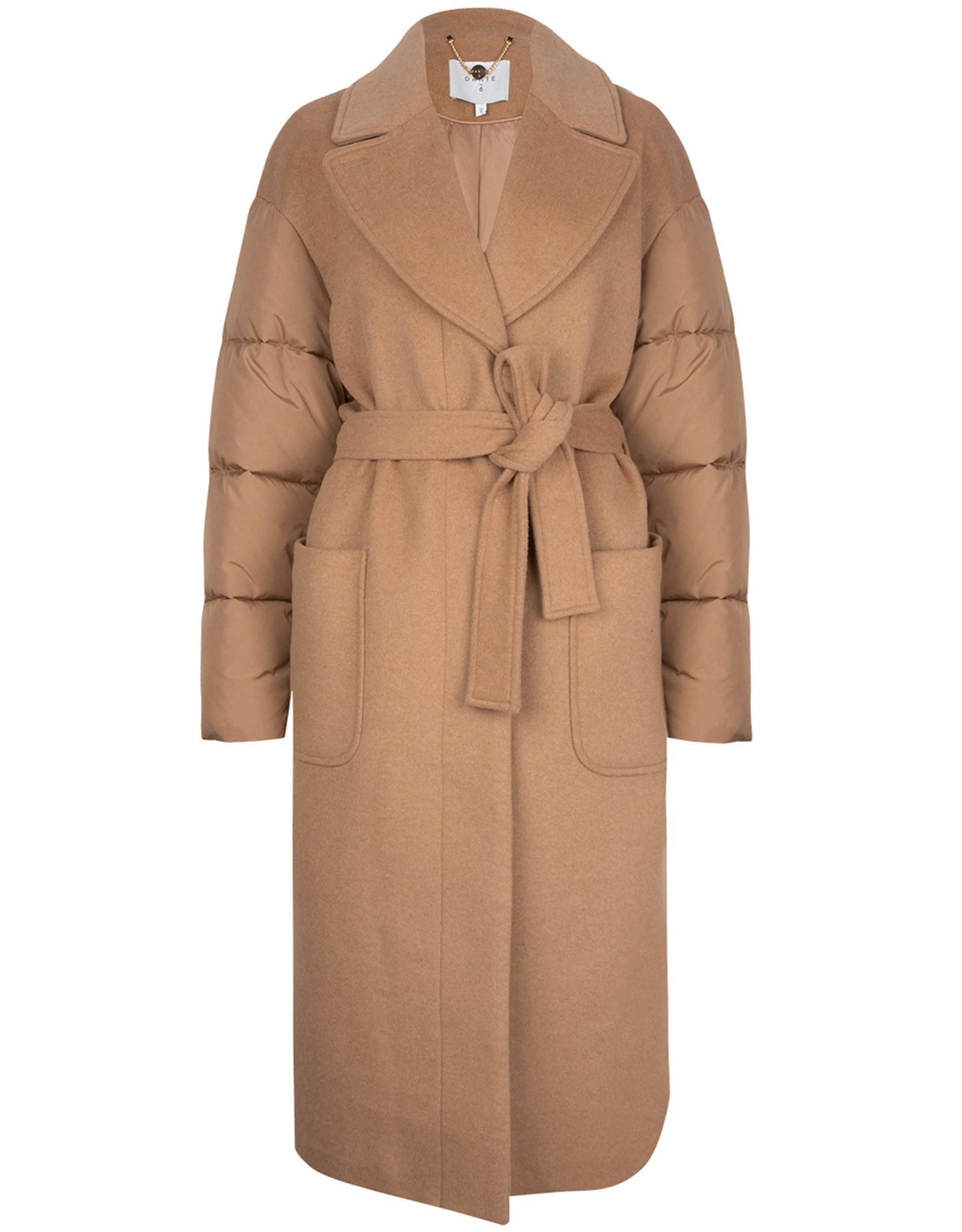 Dante6 Goyela coat Hazelnut