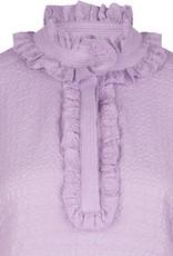 Dante6 Starrynight seersucker top Frost Lilac