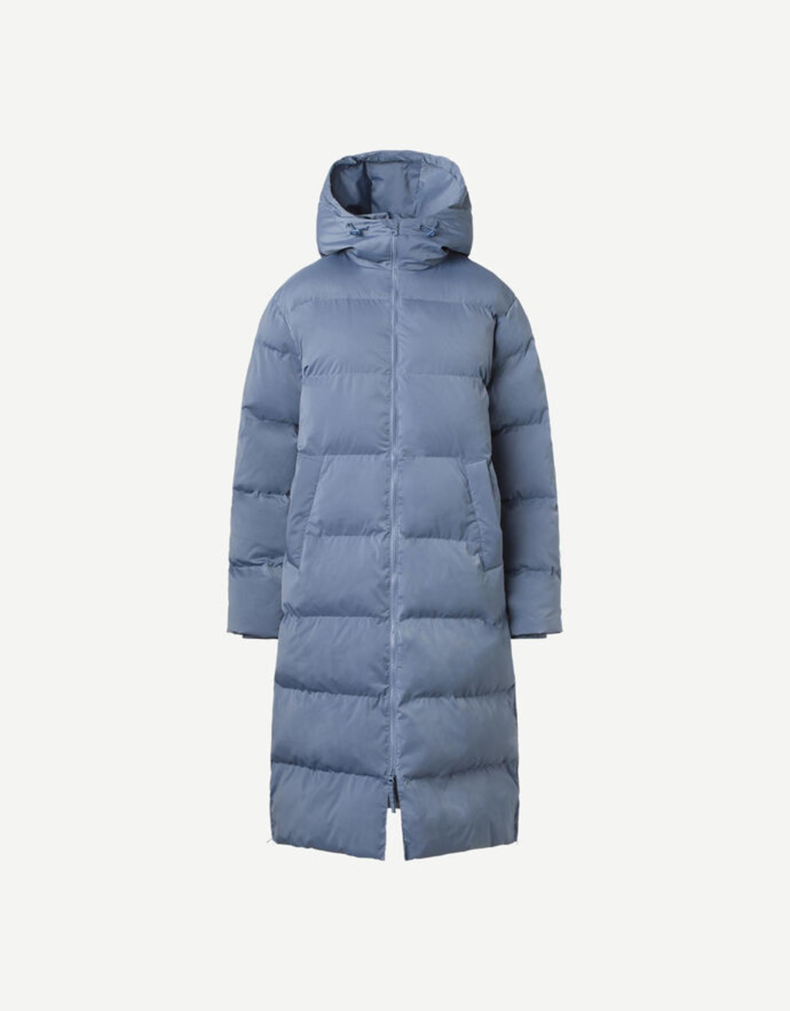 Samsoe Samsoe Sera coat CHINA BLUE