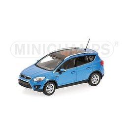 Ford Europe FORD KUGA-2008(blue metallic).