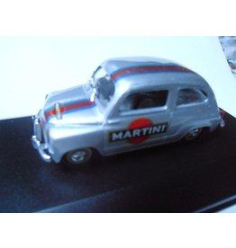 FIAT BY ABARTH FIAT 600D ABARTH MARTINI