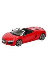 Audi AUDI R8 SPYDER(2012)brilliant red.