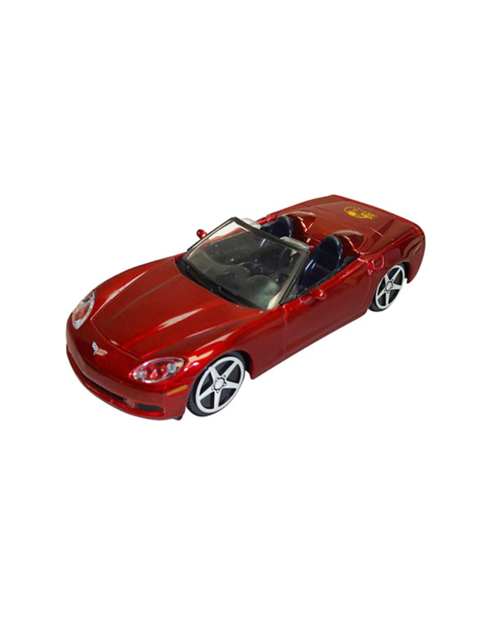 Chevrolet CHEVROLET CORVETTE CABRIO-2004(dark red metallic)