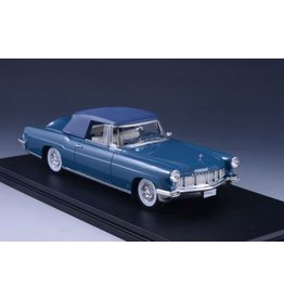 Lincoln LINCOLN CONTINENTAL MARK II-1956(blue)closed top.