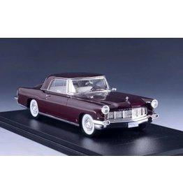 Lincoln LINCOLN CONTINENTAL MARK II-1956(maroon)hard top.