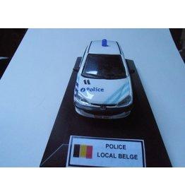 "Peugeot PEUGEOT 206 POLICE TOURNAISIS"""""