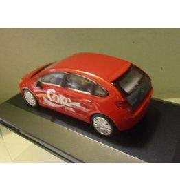 """Citroën CITROËN C4 COCA-COLA"""""""""""