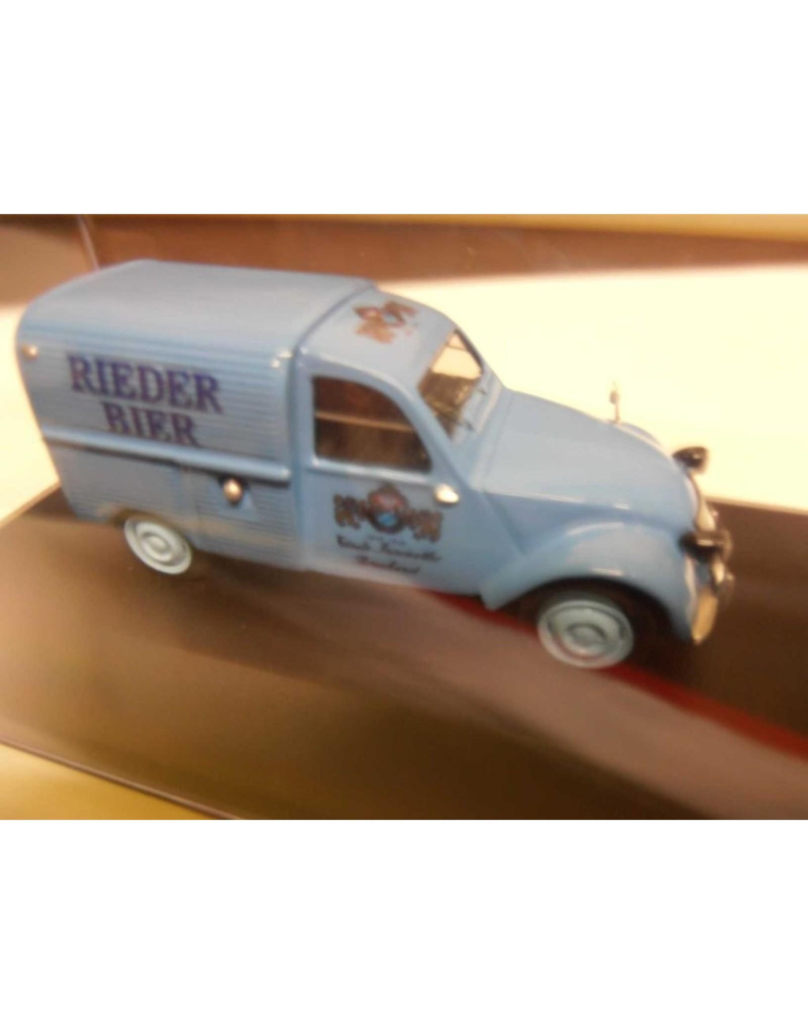 "Citroën CITROËN 2CV RIEDER BIER"""""