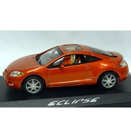Mitsubishi MITSUBISHI ECLIPSE COUPE(orange metallic)