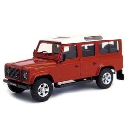 Land Rover LAND ROVER DEFENDER(bordeaux/white)