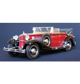 Maybach MAYBACH DS 8 ZEPPELIN(red/black)1930