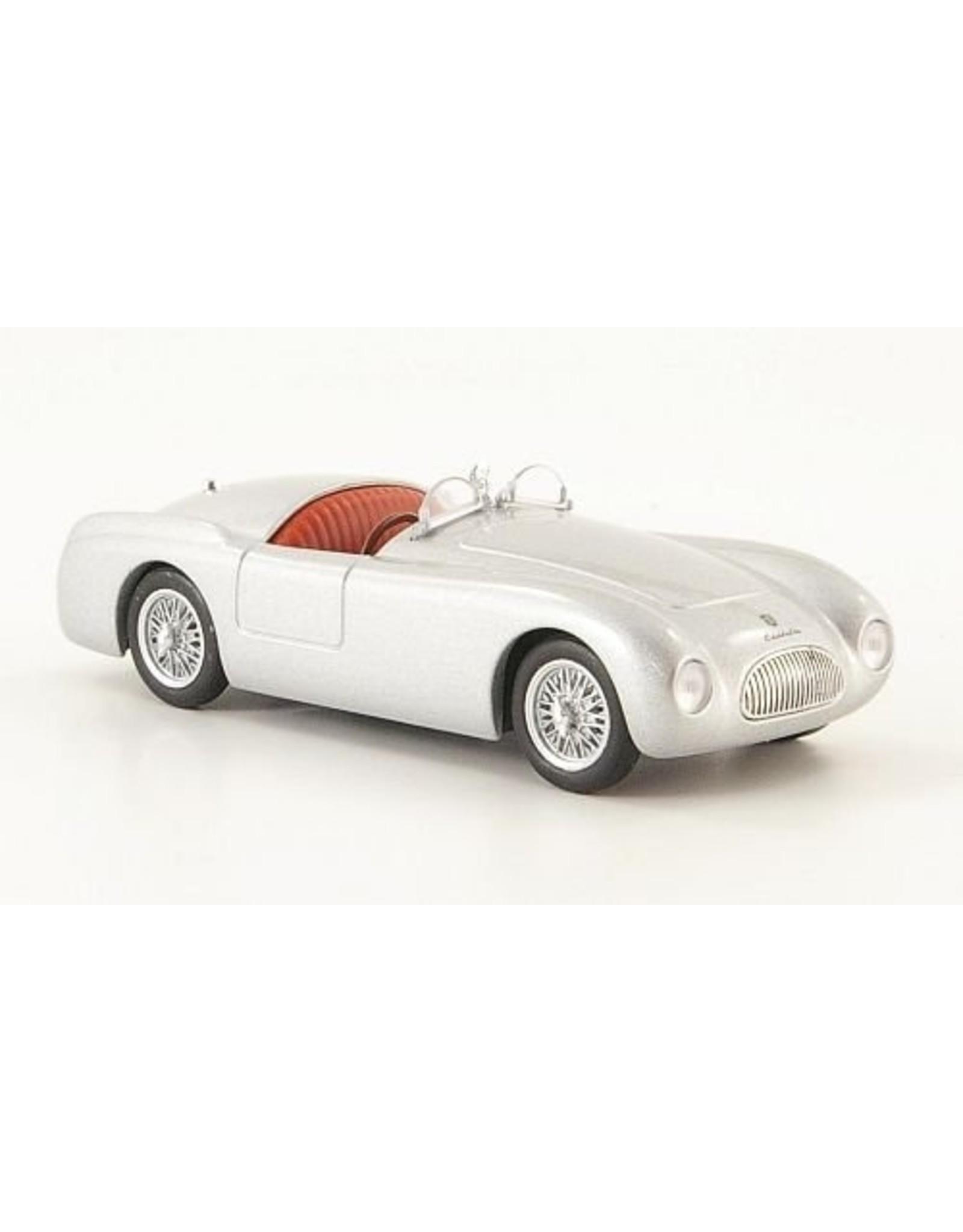 Cisitalia CISITALIA 202 SPYDER-1947(silver).