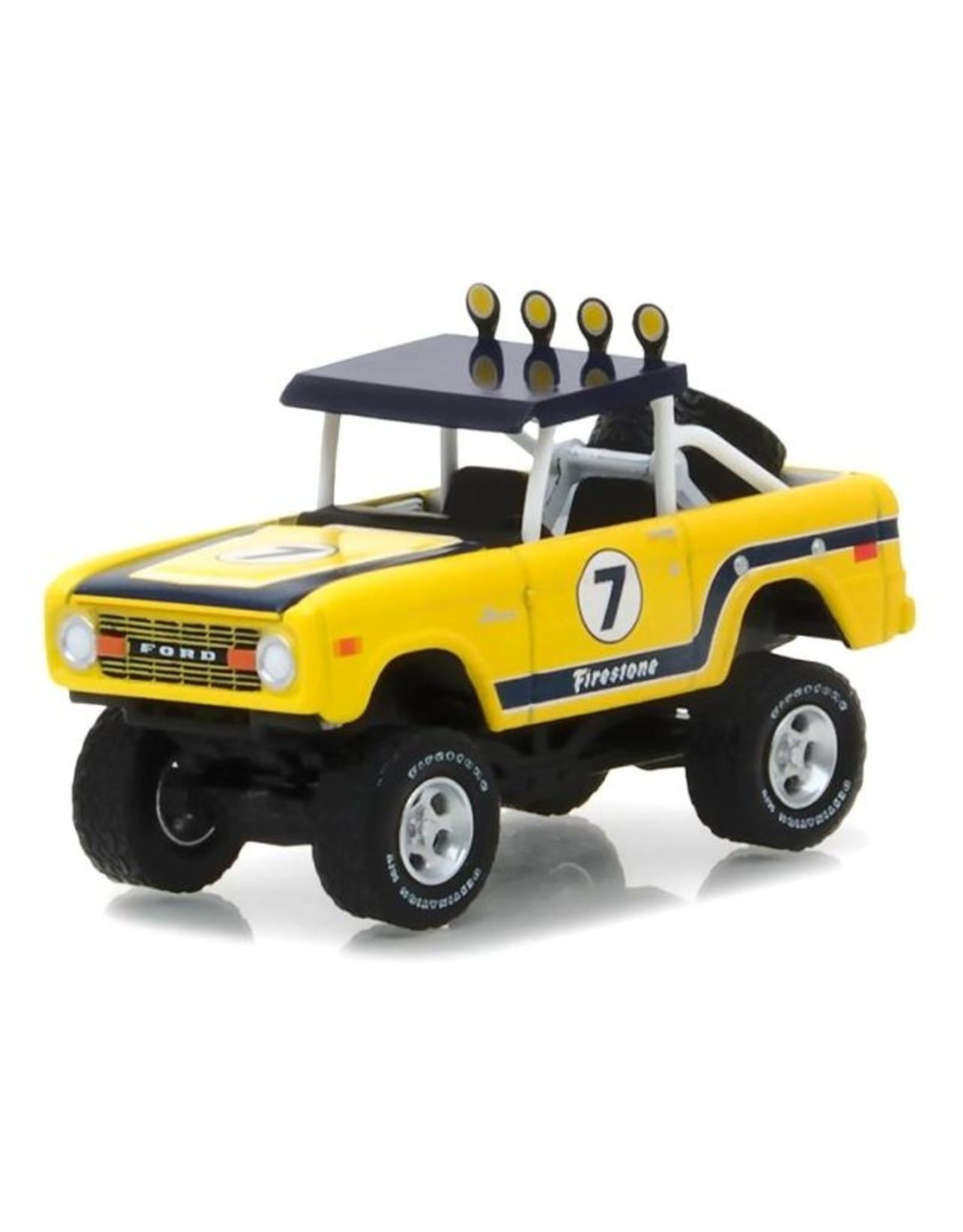 Ford USA FORD BRONCO BAJA  OPEN #7 FIRESTONE