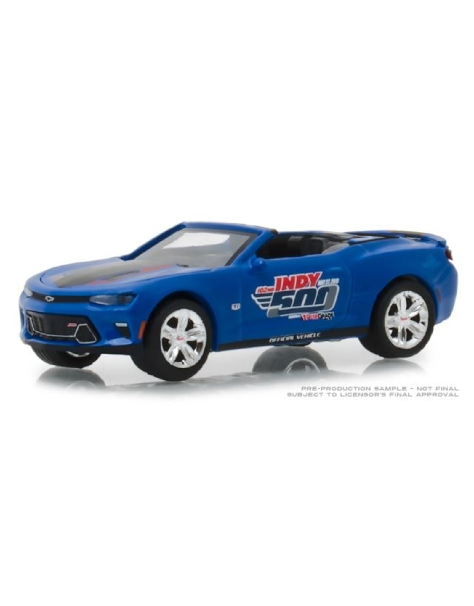Chevrolet CHEVROLET CAMARO SS SPIDER OFFICIAL CAR INDY 500-2018