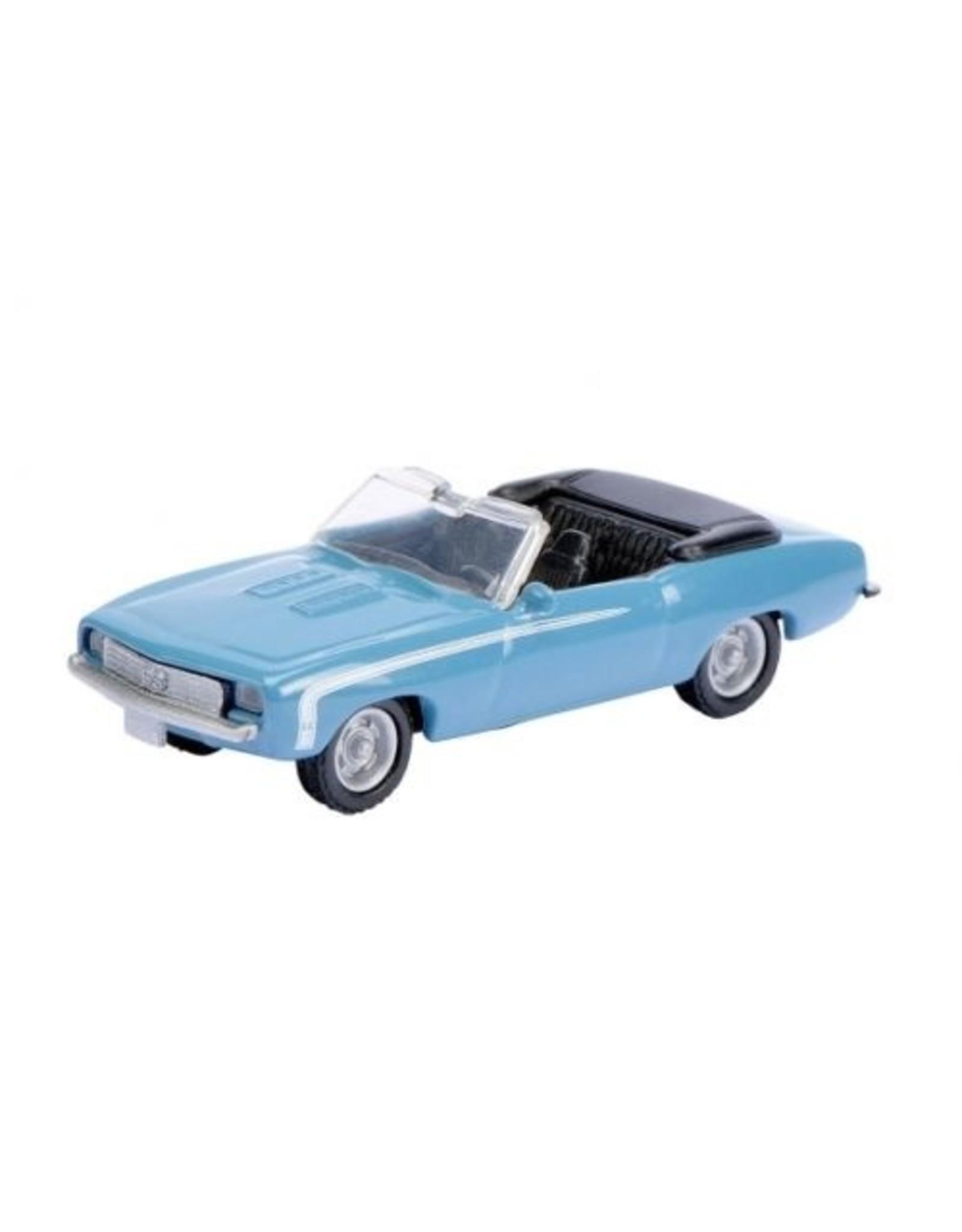 Chevrolet CHEVROLET CAMARO SS CONVERTIBLE(blue metallic)