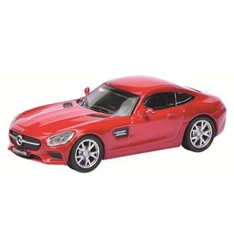Mercedes-Benz by AMG MERCEDES-BENZ AMG GT S(red)