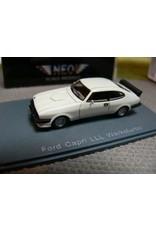 Ford Europe FORD CAPRI LLL WERKSTURBO(white)