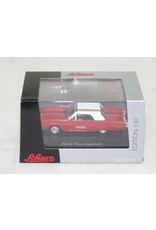 Ford USA FORD THUNDERBIRD (red/white roof)