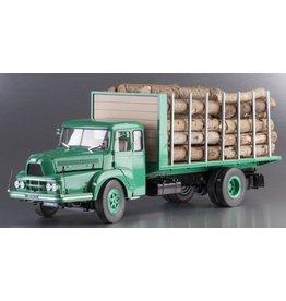 Unic UNIC ZU122 IZOARD(1960)Camion plateau grumier.