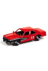 Ford USA FORD CROWN VICTORIA(1990)#52 red monster graphic