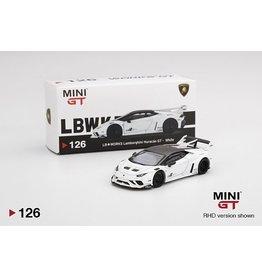 Lamborghini by LB Works LB WORKS LAMBORGHINI HURRACAN GT(white)