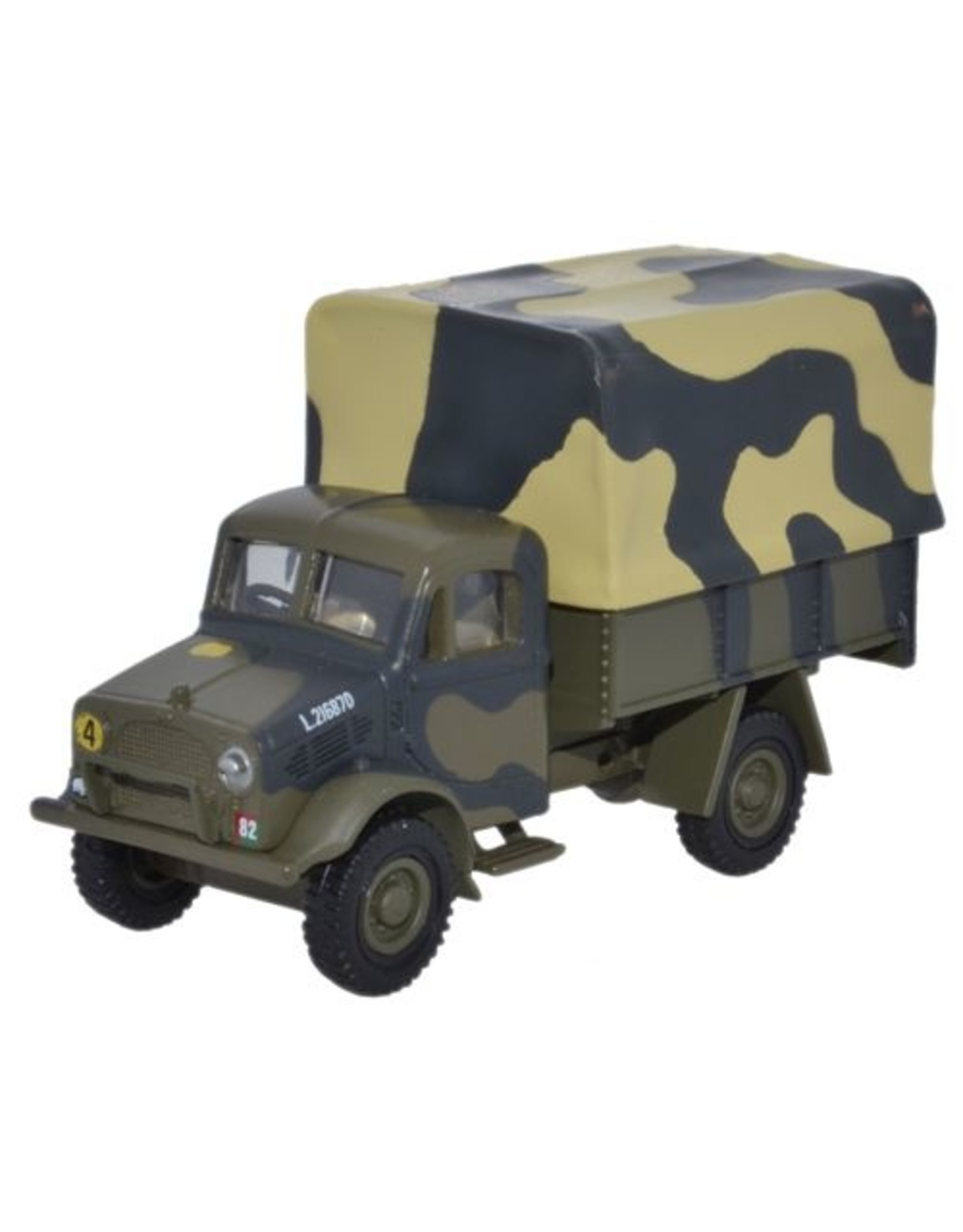 Bedford BEDFORD OXD GS TRUCK-1st ARMOURED DEVISION/BRITISH WW II