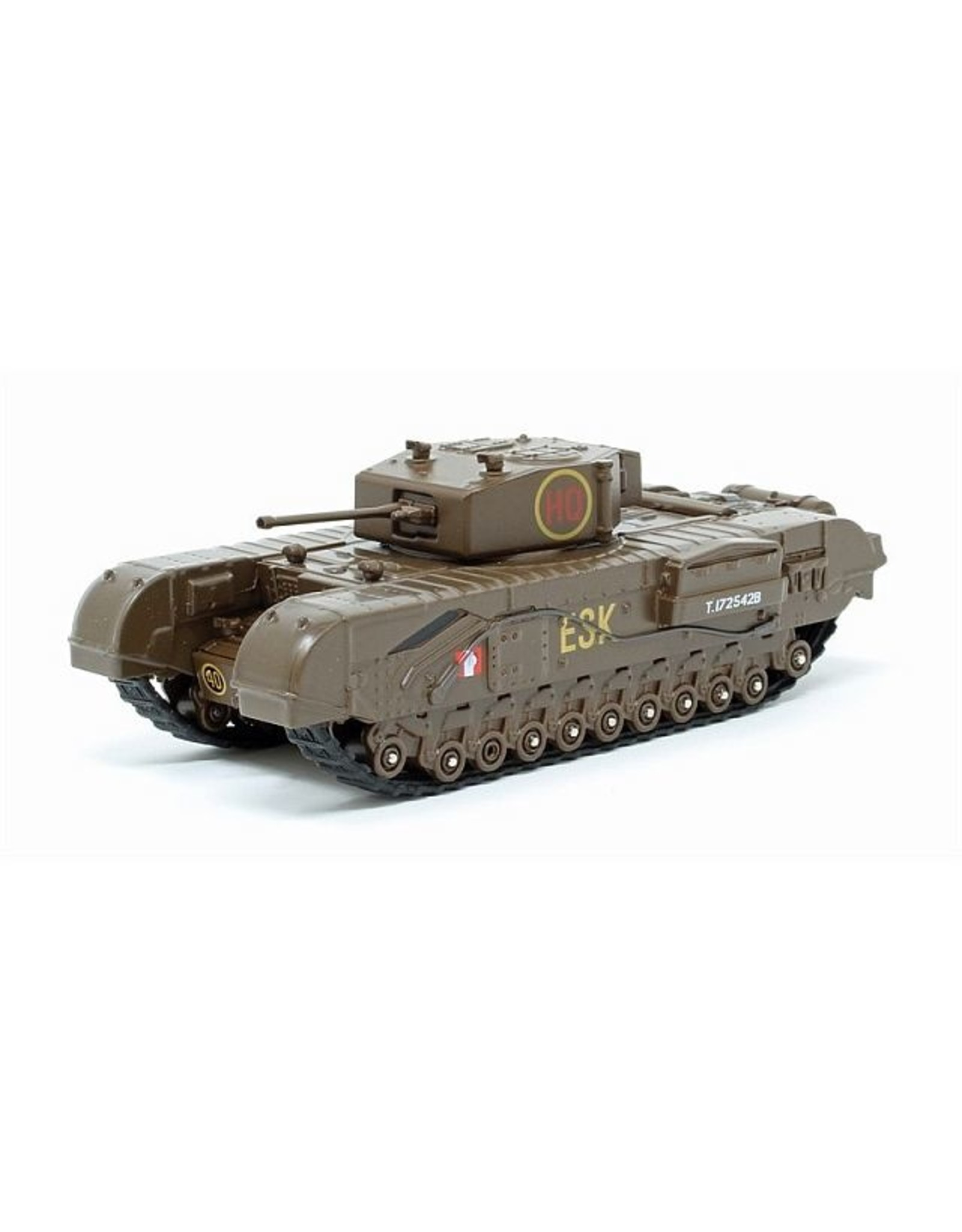 Harland & Wolf CHURCHILL TANK 6th GUARDS BRIGADE