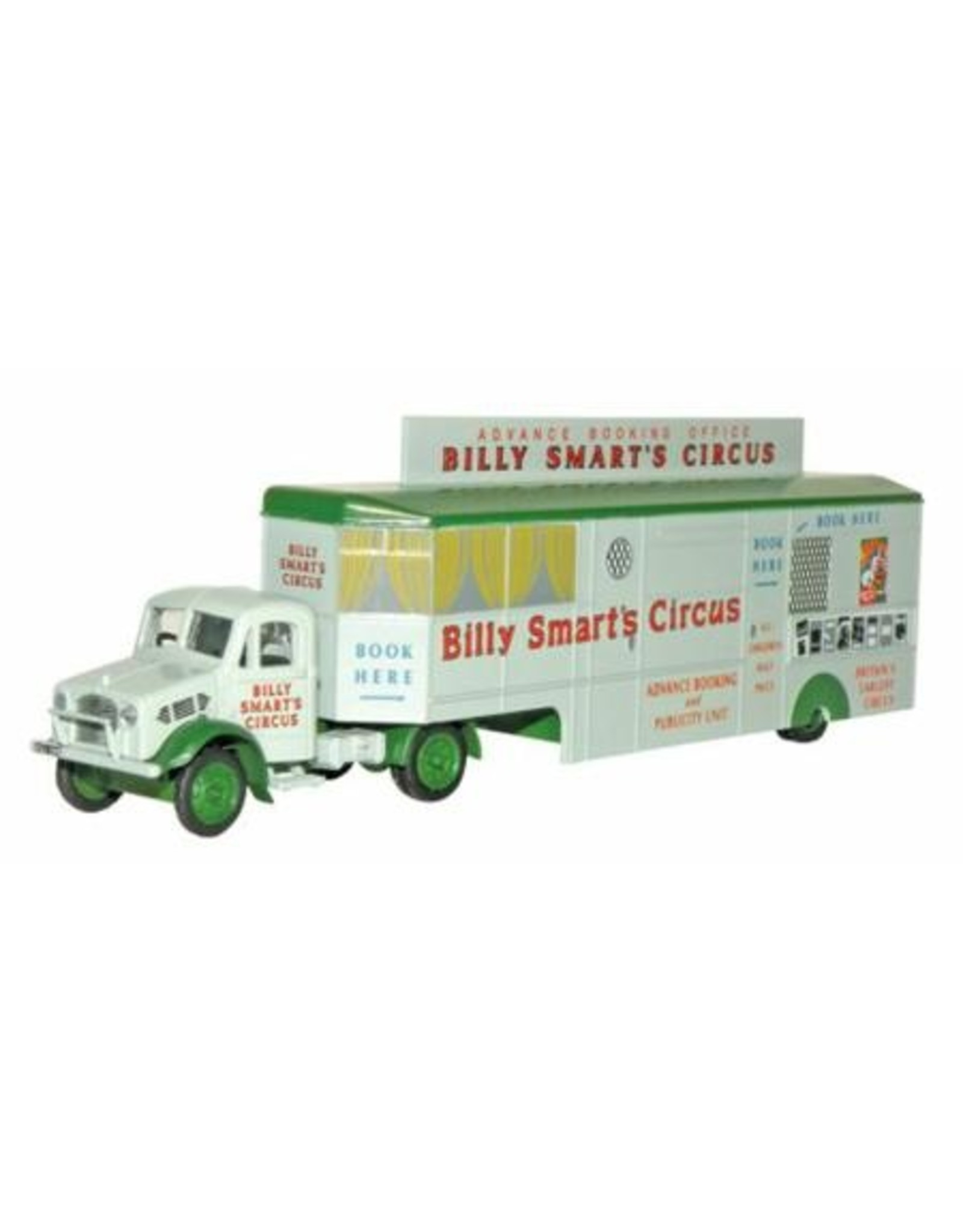 Bedford BEDFORD OX BOOKING OFFICE BILLY SMARTS