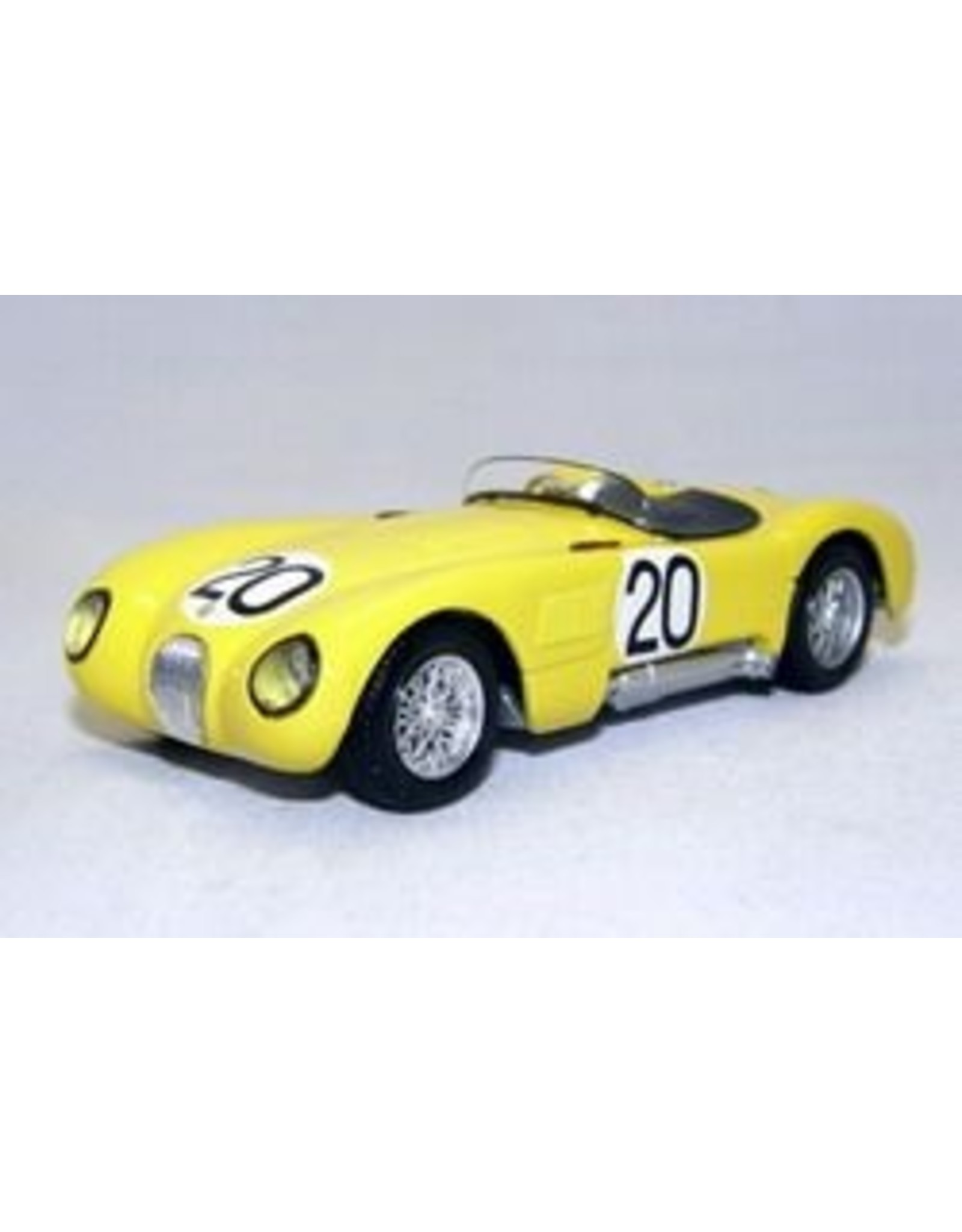 Jaguar JAGUAR C-TYPE #20  9th LE MANS 1953