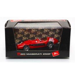 Maserati MASERATI 250F #46(12 cylindri-prova)