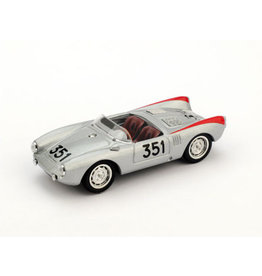 Porsche PORSCHE 550 SPYDER 1500/RS #351 MILLE MIGLIA 1954