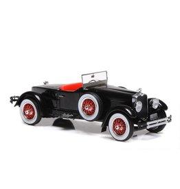Stutz STUTZ BLACK HAWK SPEEDSTER(open roof)1928(black)