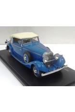 Hispano-Suiza by Fernandez & Darrin HISPANO SUIZA J12 THREE POSITION DROPHEAD COUPE BY FERNANDEZ & DARRIN-1934(closed)blue