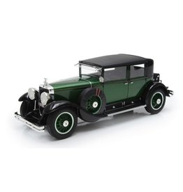 Cadillac(General Motors) CADILLAC 341A-1928(the car from Al Capone)green/black