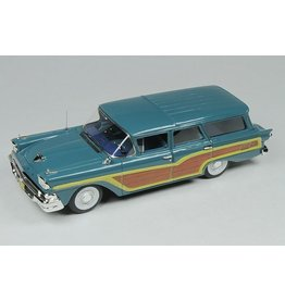 Ford USA FORD COUNTRY SQUIRE 1958(Gulfstream Blue)