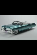 Cadillac(General Motors) CADILLAC DE VILLE 1964(Firemist Aquamarine)