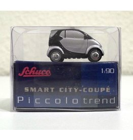 Smart Smart City-Coupe(silver/black)