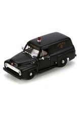 Ford USA FORD F-100 PANEL TRUCK POLICE-1955