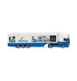 "Scania SCANIA R420 TLHeiploeg""frigo trailer."""